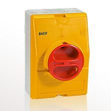 法国BACO控制开关