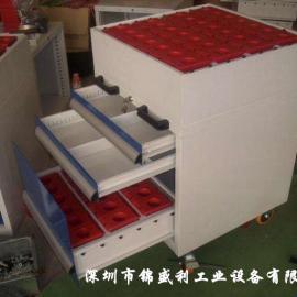 长期定制刀具刀柄存放柜,工厂cnc车间刀把放置柜推车