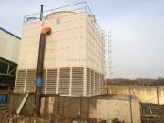 冷却塔生产 金创800T逆流式玻璃钢方塔厂家直销13213111069