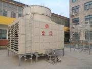 冷却塔厂家 金创JCR横流式玻璃钢冷却塔生产厂家18003967999