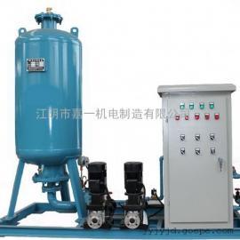 上海定压补水真空脱气机组/真空脱气机组生产厂家