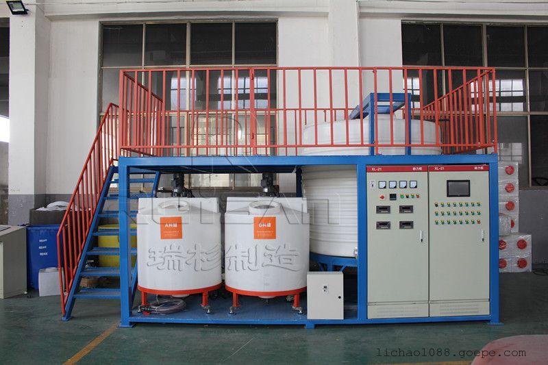 江苏 5吨全自动混泥土外加剂生产设备 外加剂母液合成设备