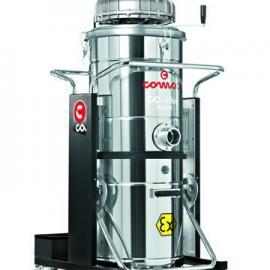 防爆型三相电源驱动工业吸尘器
