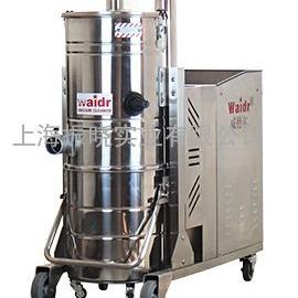 粉末铁屑吸尘机 威德尔380V大功率工业吸尘器 吸水吸尘同时完成