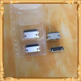 苹果超短体沉板母座/iPhone8专用