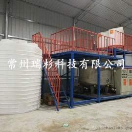 江苏 定制5吨聚羧酸合成全套设备 5吨聚羧酸成套设备厂家