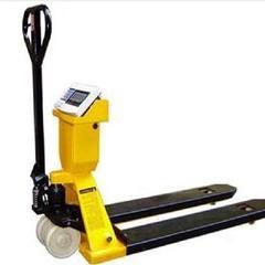 3T优质带打印拖地秤、1.5T防爆电子叉车秤