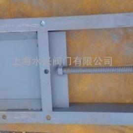 LZMD300x300手动螺旋闸门,手动闸板阀,手动插板阀