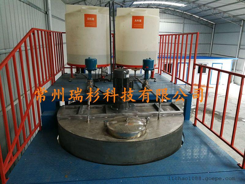 江苏5吨半自动保塌剂生产设备 5吨保塑剂生产设备 专业定制
