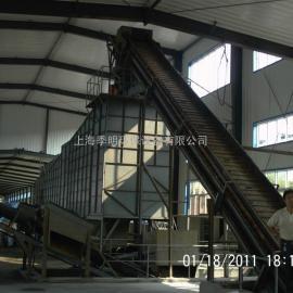 购买生活垃圾分选设备(300-600吨/日 找季明 提供垃圾处理厂考察