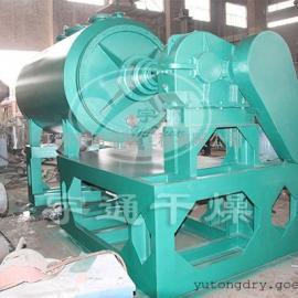 发酵饲料烘干机 真空耙式干燥机