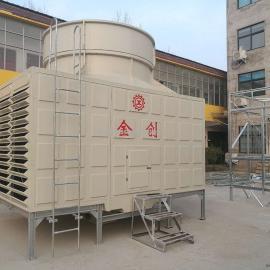 冷却塔生产 优质金创JCR系列横流式方塔厂家直销13213111069