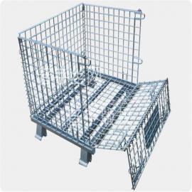 移动式周转笼 折叠式仓储笼 蝴蝶笼哪家价格最低