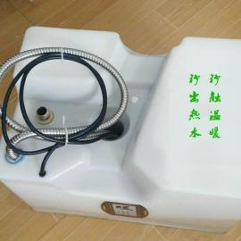 节水新设备太阳能热水器即水开即热器太阳能热水器秒热出水就热