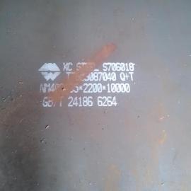 nm450耐磨板国产高强度耐磨钢板