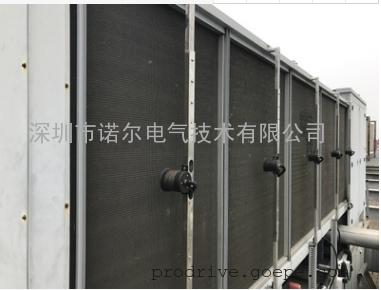 空调节能雾化系统