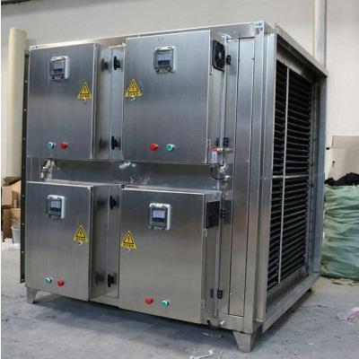 乾讯环保不锈钢微波光催化氧化废气处理装置