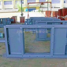 LZMS1000x1000双向手动螺旋闸门,手动闸板阀,手动插板阀