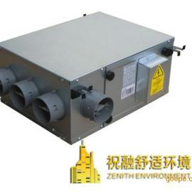 祝融环境地源热泵设计:普瑞泰Depurate新风机