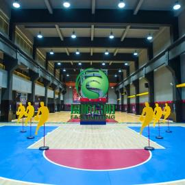 室内篮球场照明灯 篮球场灯 LED灯