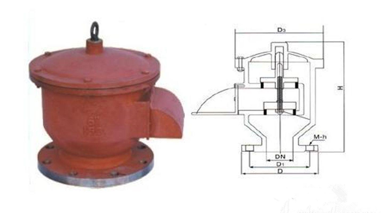 碳钢储罐呼吸阀