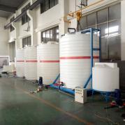 江苏 专业定制 5吨水泥助磨剂稀释搅拌复配设备