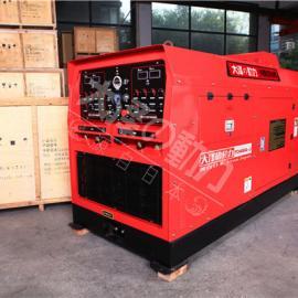 400A静音柴油发电电焊机静音款式机组
