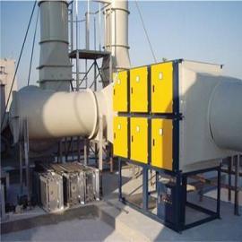 乾讯环保碳钢低温等离子废气处理装置