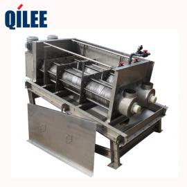 QLD302畜牧业高品质不锈钢叠螺污泥脱水机