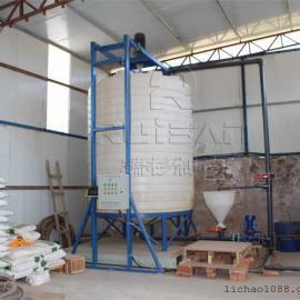 江苏 专业定制10吨聚羧酸复配罐 10吨聚羧酸复配设备定制