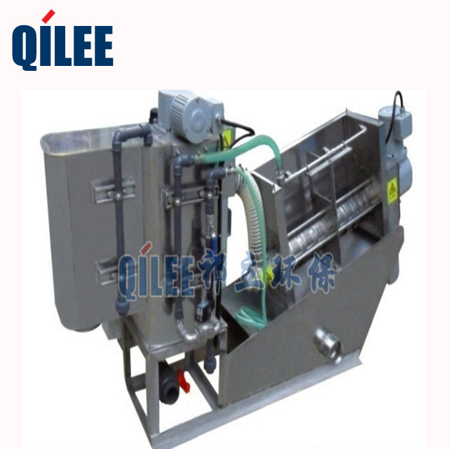 QLD301市政废水污水处理叠螺污泥脱水机