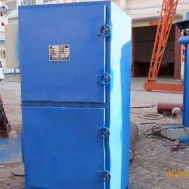 小型单机除尘器的结构原理