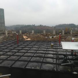 增��型室外消防地埋式成套供水�O��