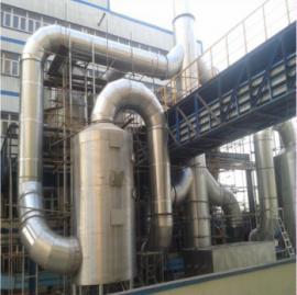乾讯环保喷淋塔废气净化装置