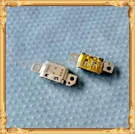 MX5PRO短体7.0 斜口沉板1.6 单排11P 带支架