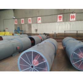 隧道风机厂家 SDF射流风机价格 开凿隧道专用风机 风量大 无驼峰