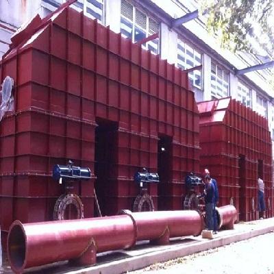 乾讯环保RTO蓄热式焚烧废气处理装置