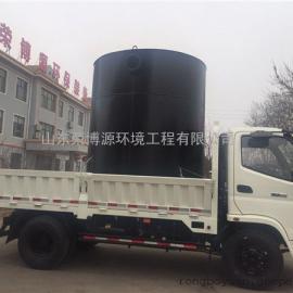 无动力生化设备 厌氧生物滤罐专业生产厂家 山东荣博源环保