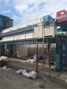 山东污泥处理设备厂家 压滤机企业 板框式污泥压滤机设备