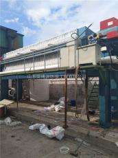 荣博源环保RBM 板框压滤机 污泥的处理 食品污泥处理设备