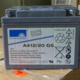 阳光蓄电池型号A412/120A技术参数/报价