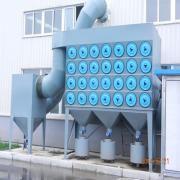乾讯环保滤筒除尘器