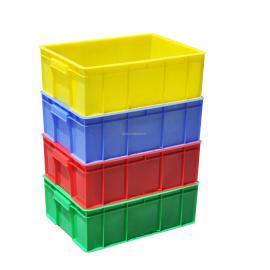 厂价批发各类塑料胶箱防静电周转箱物料箱全新料塑胶箱塑料方盘