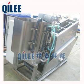 QLD201主要用于石油化工废水脱水压滤机