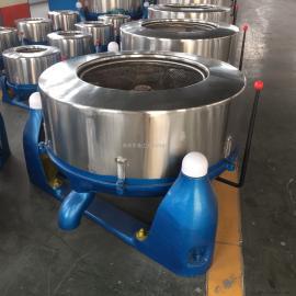 45kg不锈钢工业用脱水机 工业用甩干机 通江离心脱水设备