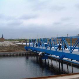 全桥式周边传动刮吸泥机