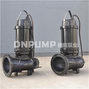 农村生活污水分散式处理WQ潜水排污泵