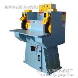 西湖新款防爆砂轮机防爆式砂轮机零件打磨机铸件打磨机