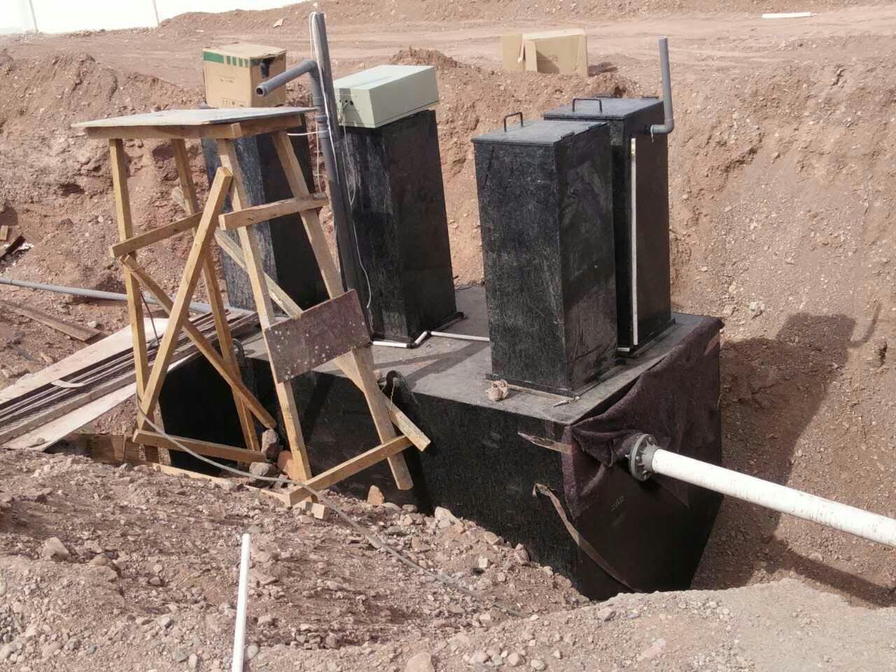 一体化生活污水处理装置厂家