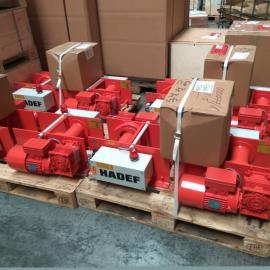 德国原厂供货hadef气动葫芦型号可选价格优货期短提升重量可选